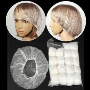 Использование шапочки для волос