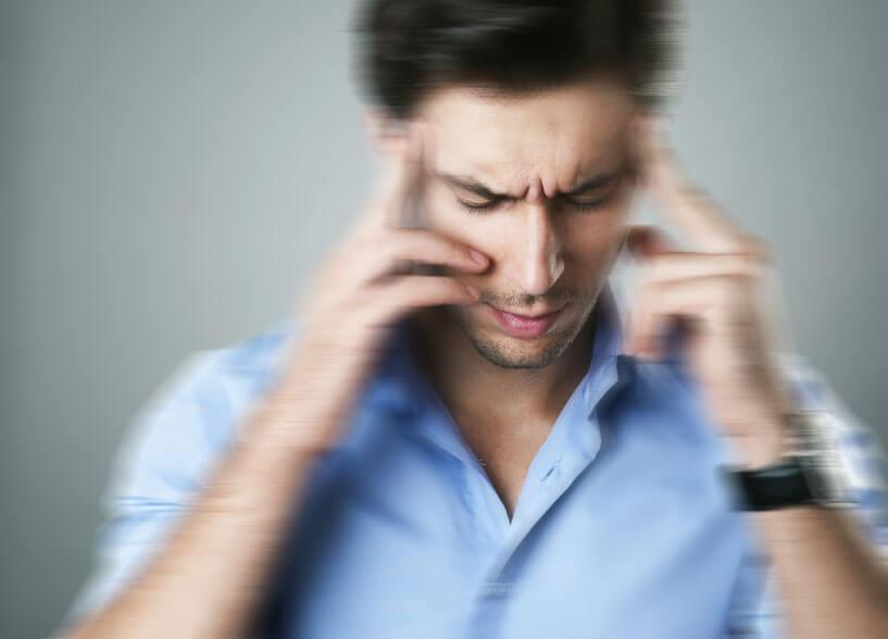 Резкие головокружения мурашки по голове