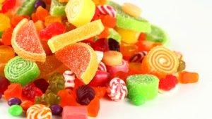 Чрезмерное количество сладкого