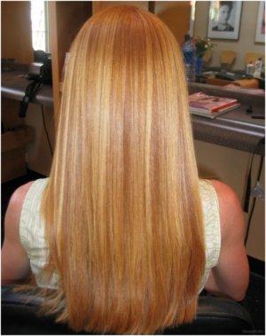 Как осветление волос