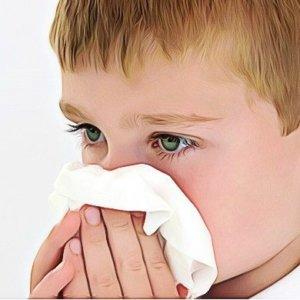 Эффективные капли от насморка для детей: виды, инструкция