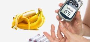 Бананы запрещены при диабете