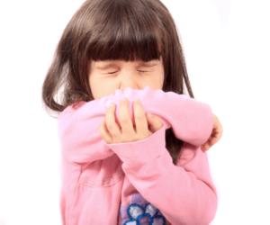 Аллергическое чихание
