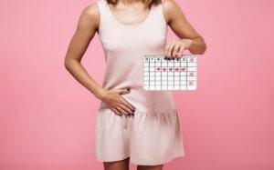 Вероятность беременности во время месячных