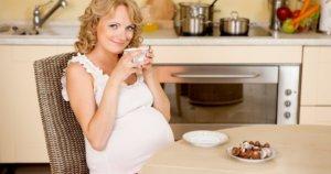 Выбор и верное потребление чая во время беременности
