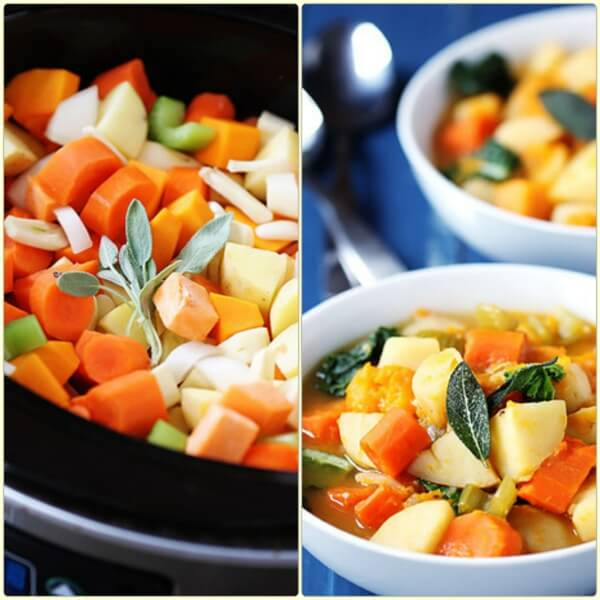 Употребление тушеных овощей