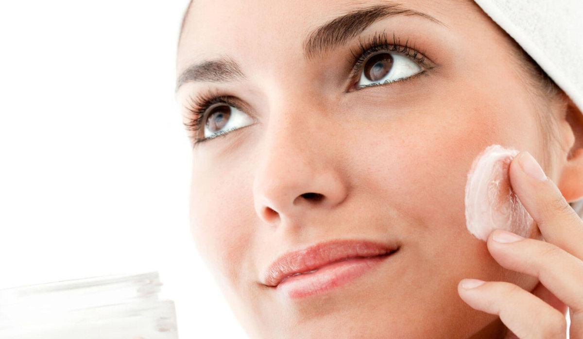 В составле привычного крема для лица