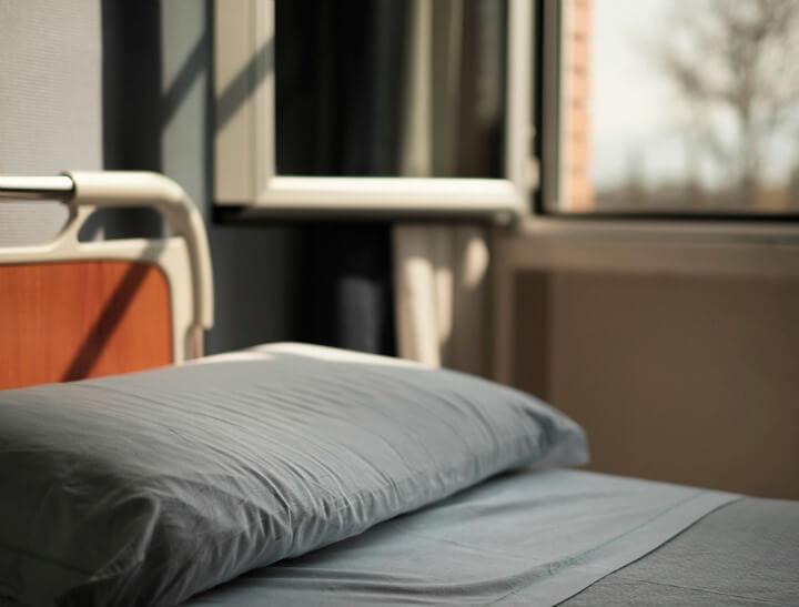 Организация строгого постельного режима
