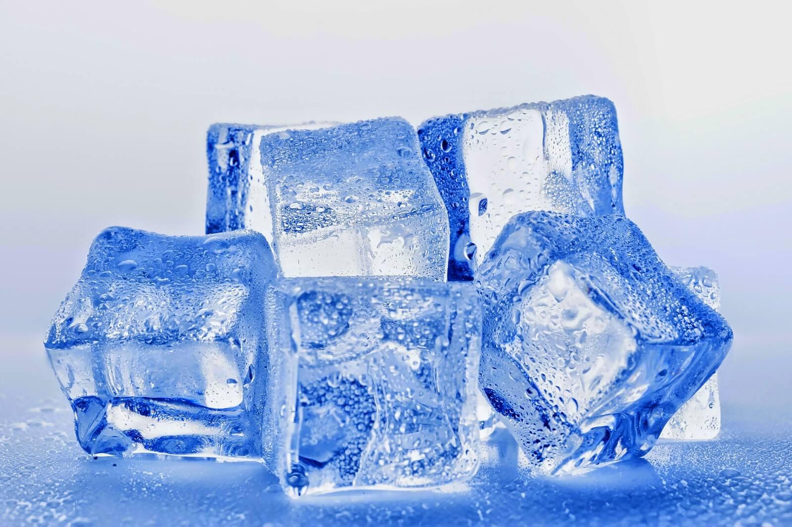 Компресс со льдом