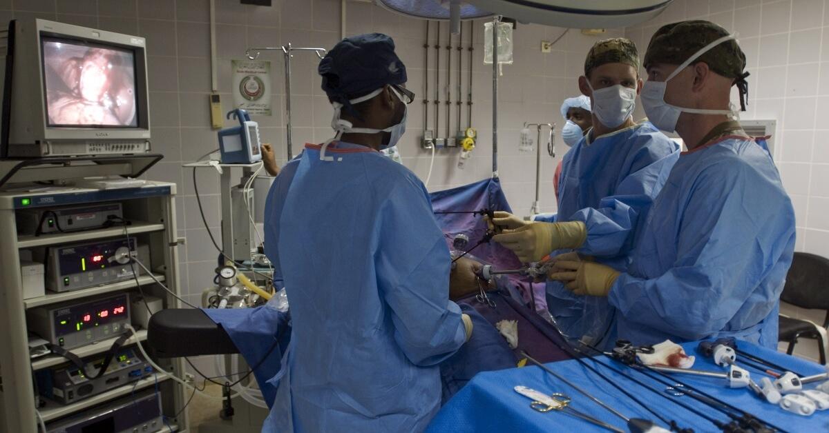 Выбор метода операции