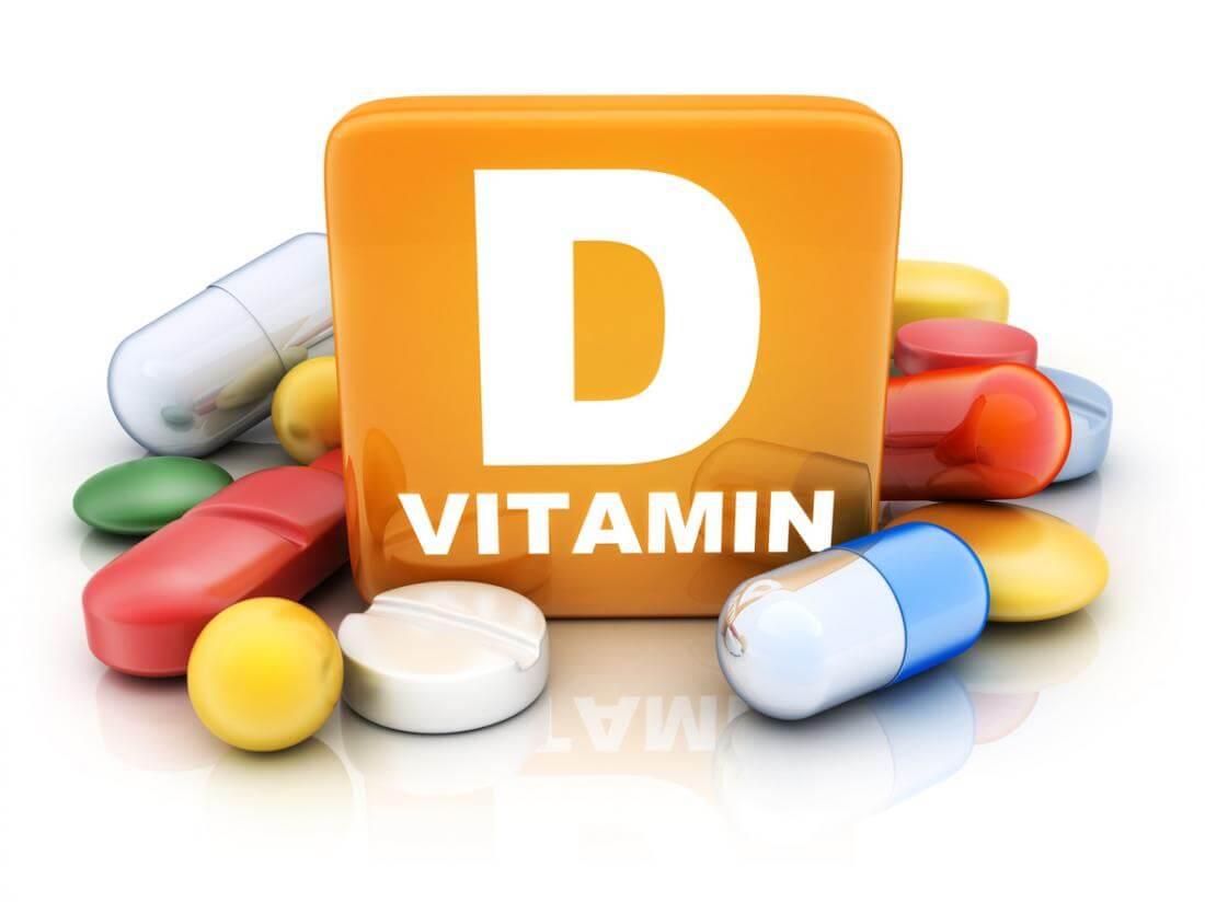 Гипервитаминоз витамином D