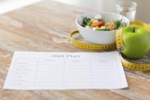 Соблюдать витаминную диету