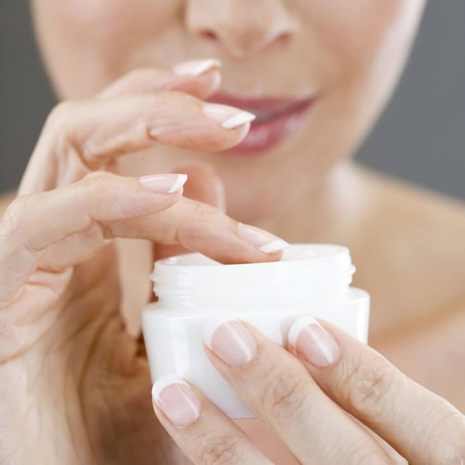 Использование лечебного крема