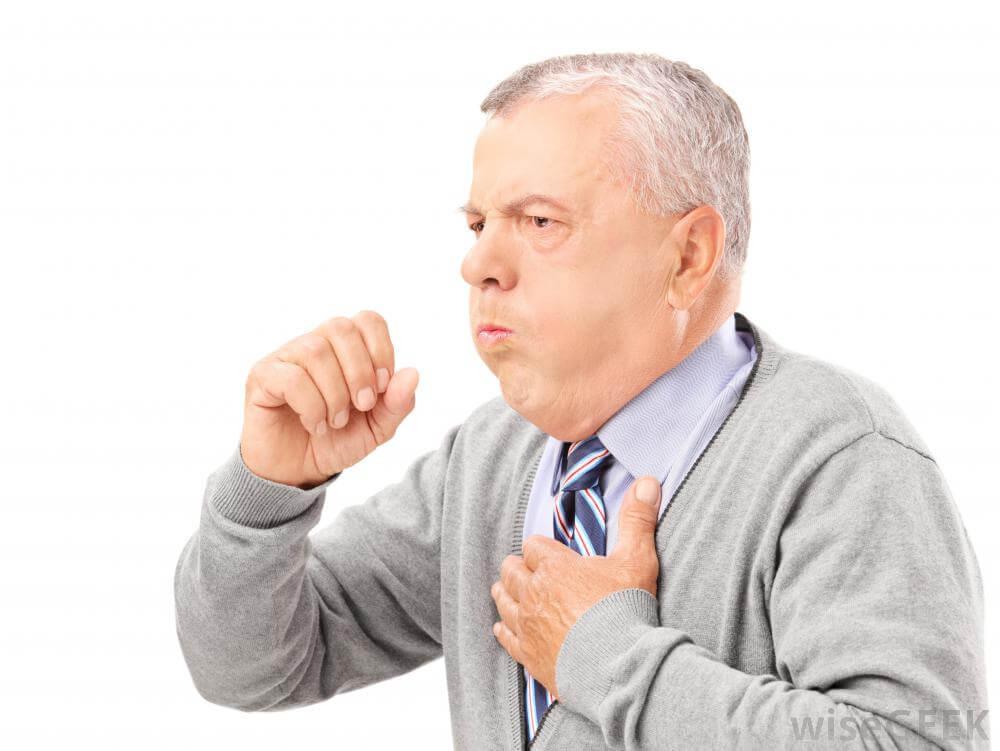 Приступы кашля при сердечной астме