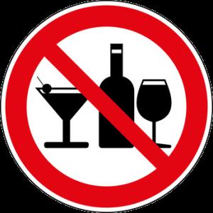 Полный отказ от алкоголя