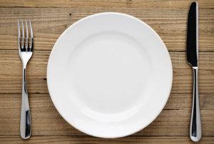 Голодание показано только при острой стадии