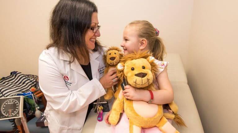 Быстрое восстановление детской поджелудочной