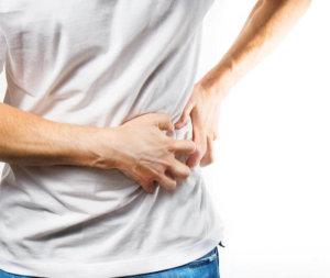 Боль в боку при панкреатите
