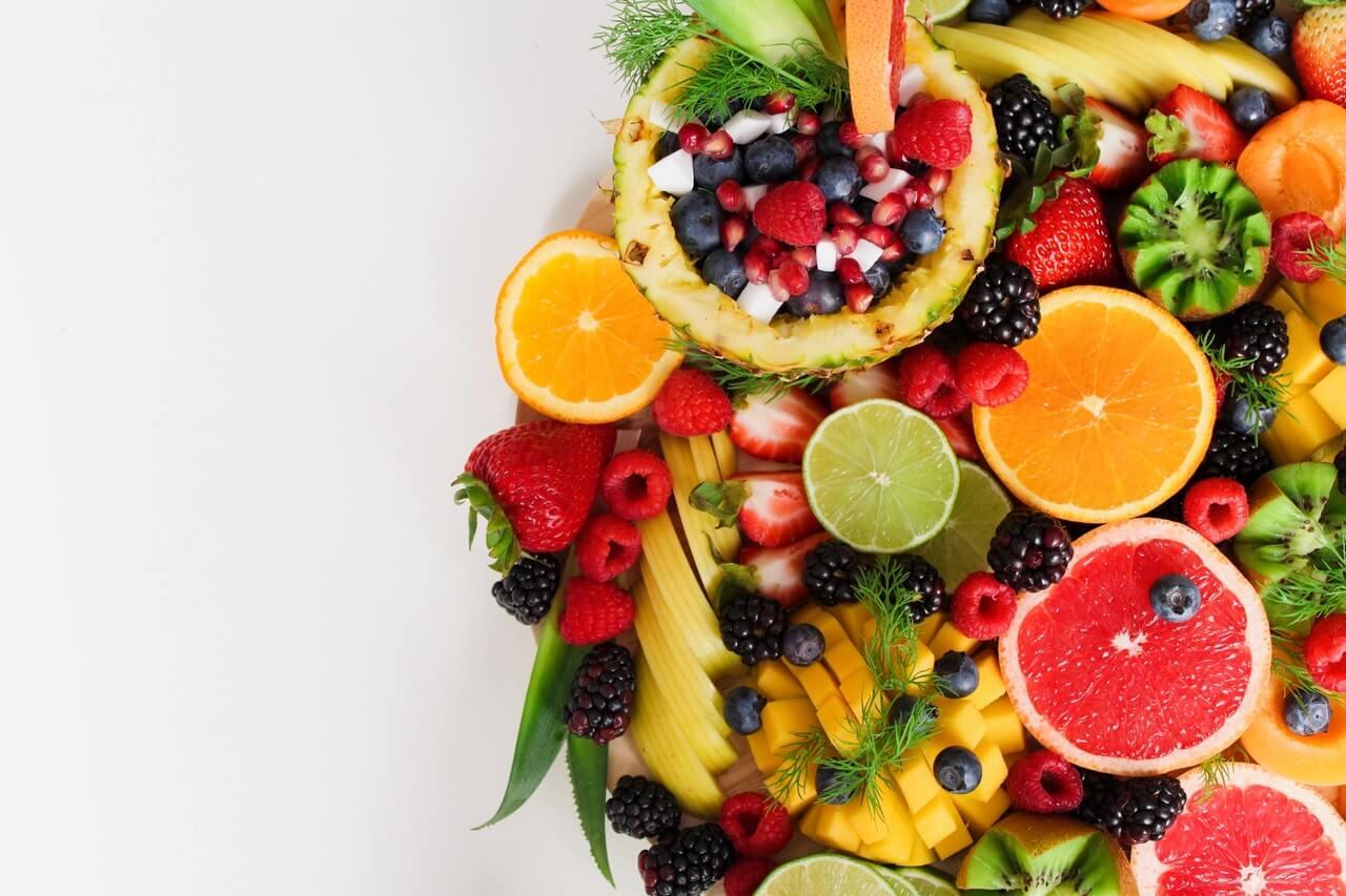 Польза овощей и фруктов в свежем виде