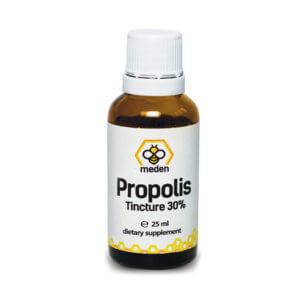 Лечение прополисом