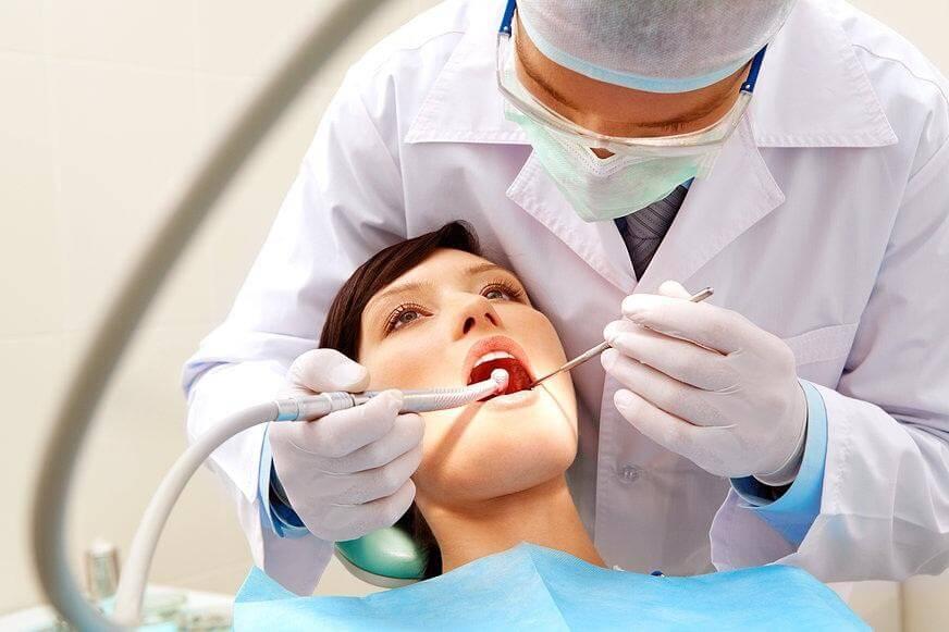 Профессиональное лечение зубов
