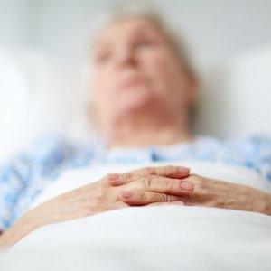 Постоянно лежачие больные