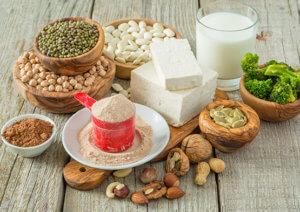 Низкокалорийные белковые продукты