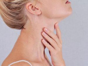 Неприятные ощущения в щитовидке