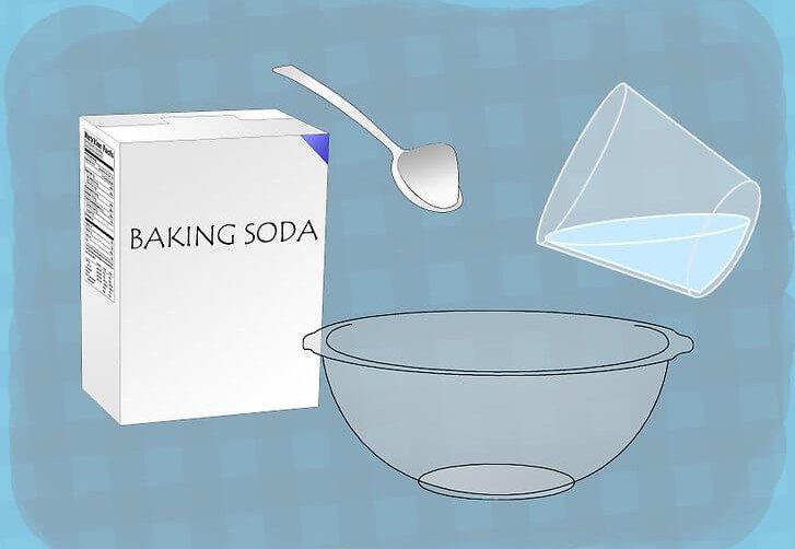 Польза полоскания содой
