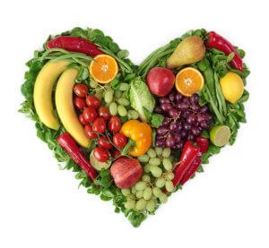 Больше овощей и фруктов