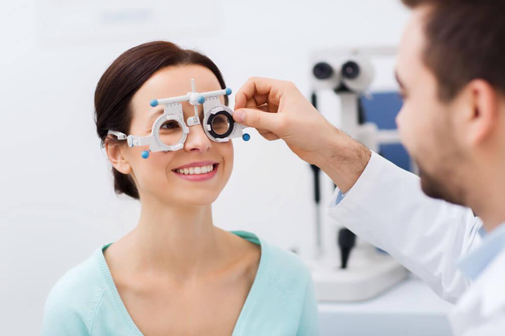 Способы лечения глазных патологий