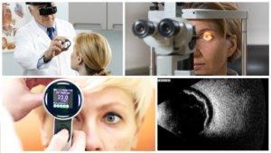 Диагностика глазных патологий