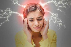 Частые приступы мигрени