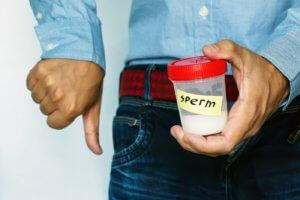 Патология в анализах спермы