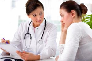 Диагностика начинается с общения с пациентом
