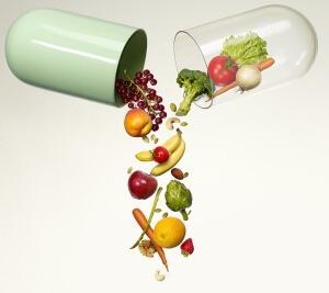Витамины бывают водорастворимыми и жирорастворимыми