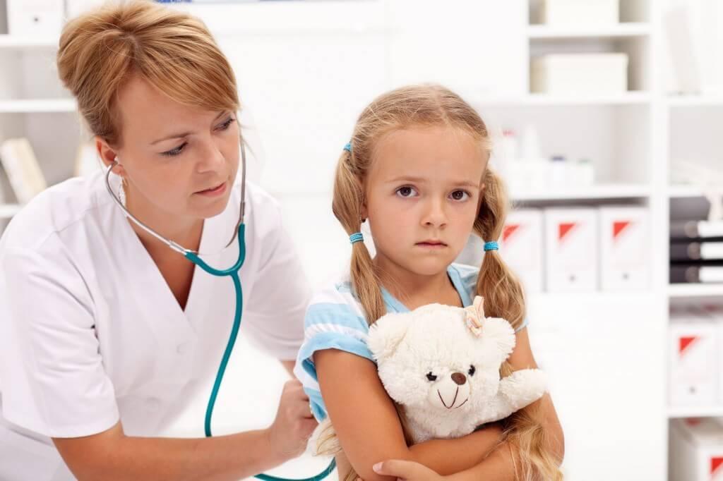 Обнаружить геморрой у детей старше двух лет намного проще