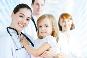 Наука педиатрия занимается лечением детей