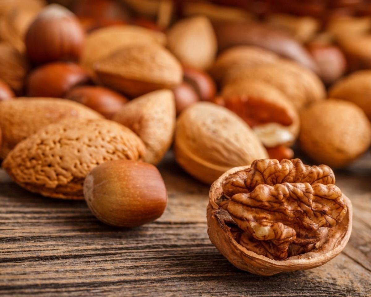Грецкие орехи полезны для здоровья мужчин