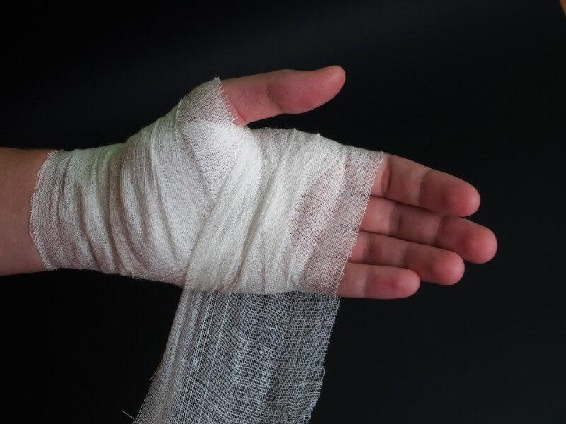 Разработка пальцев руки