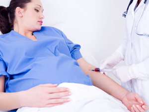 Нехватка железа осложняет беременность