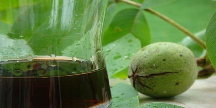 Ореховая настойка с медом