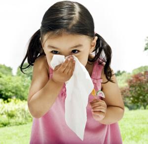 Аллергия делится на различные виды