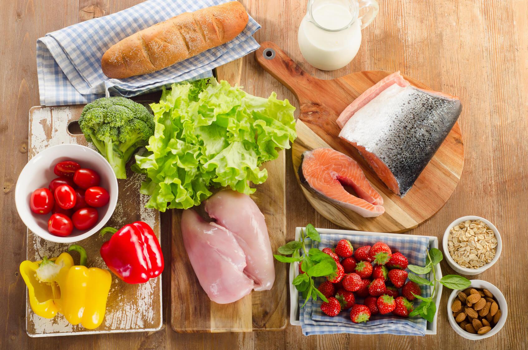 ПРавильное питание для восполнения витамина
