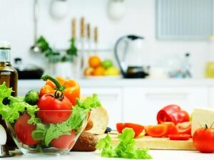 Здоровый образ жизни включает в себя соблюдение диеты