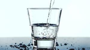 Надо пить больше воды