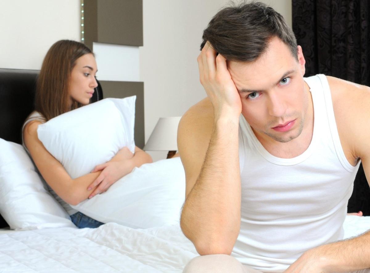 Признаки болезни у мужчин проявляются редко