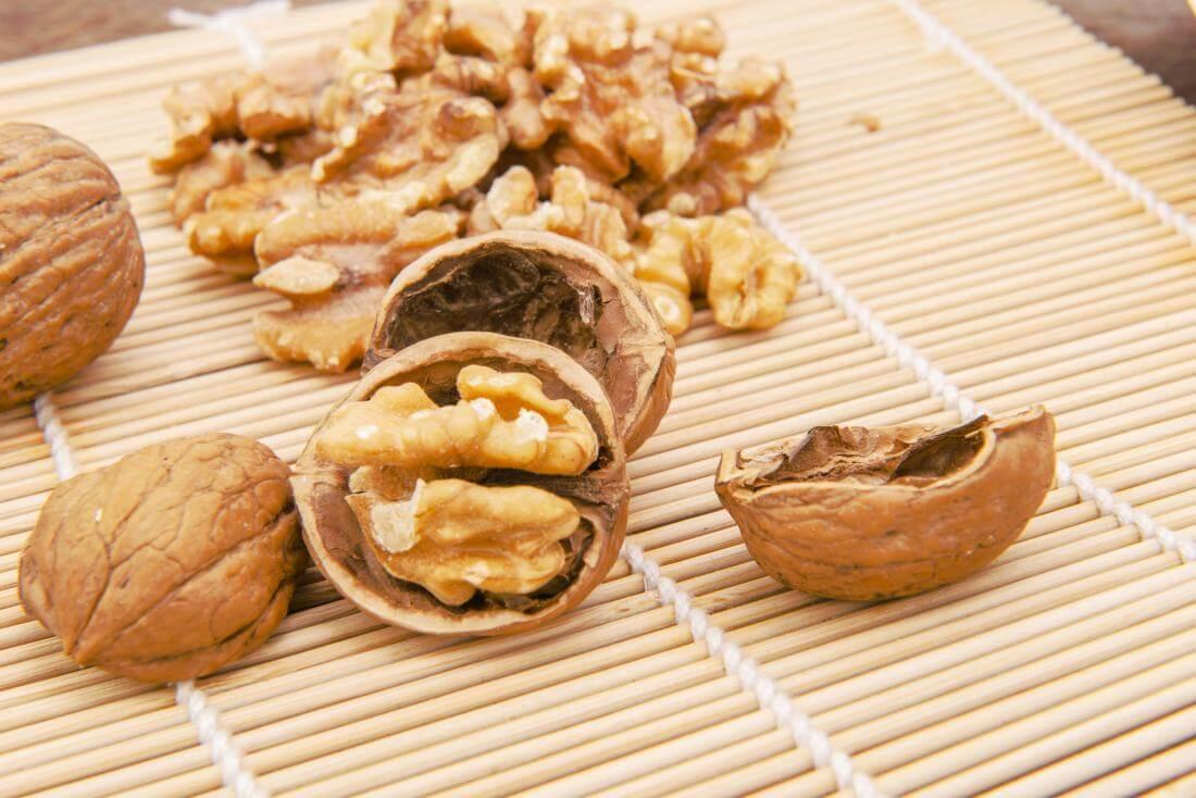 Эффективность грецкого ореха