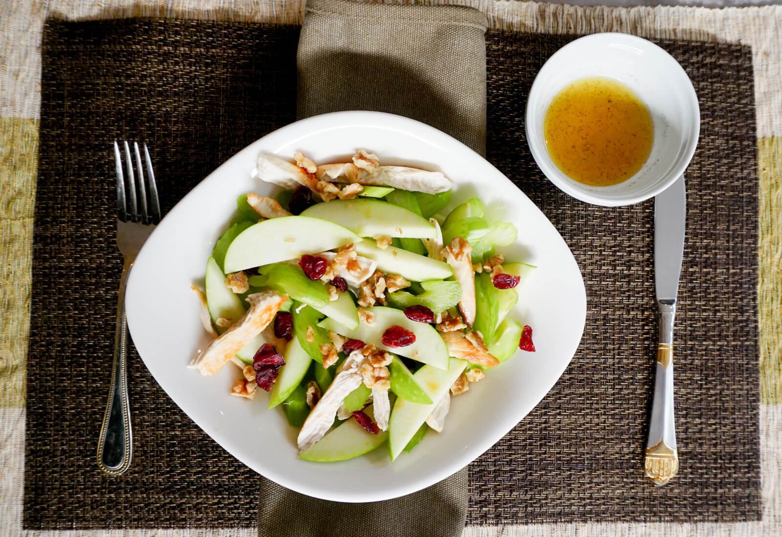 Применение в салатах и блюдах