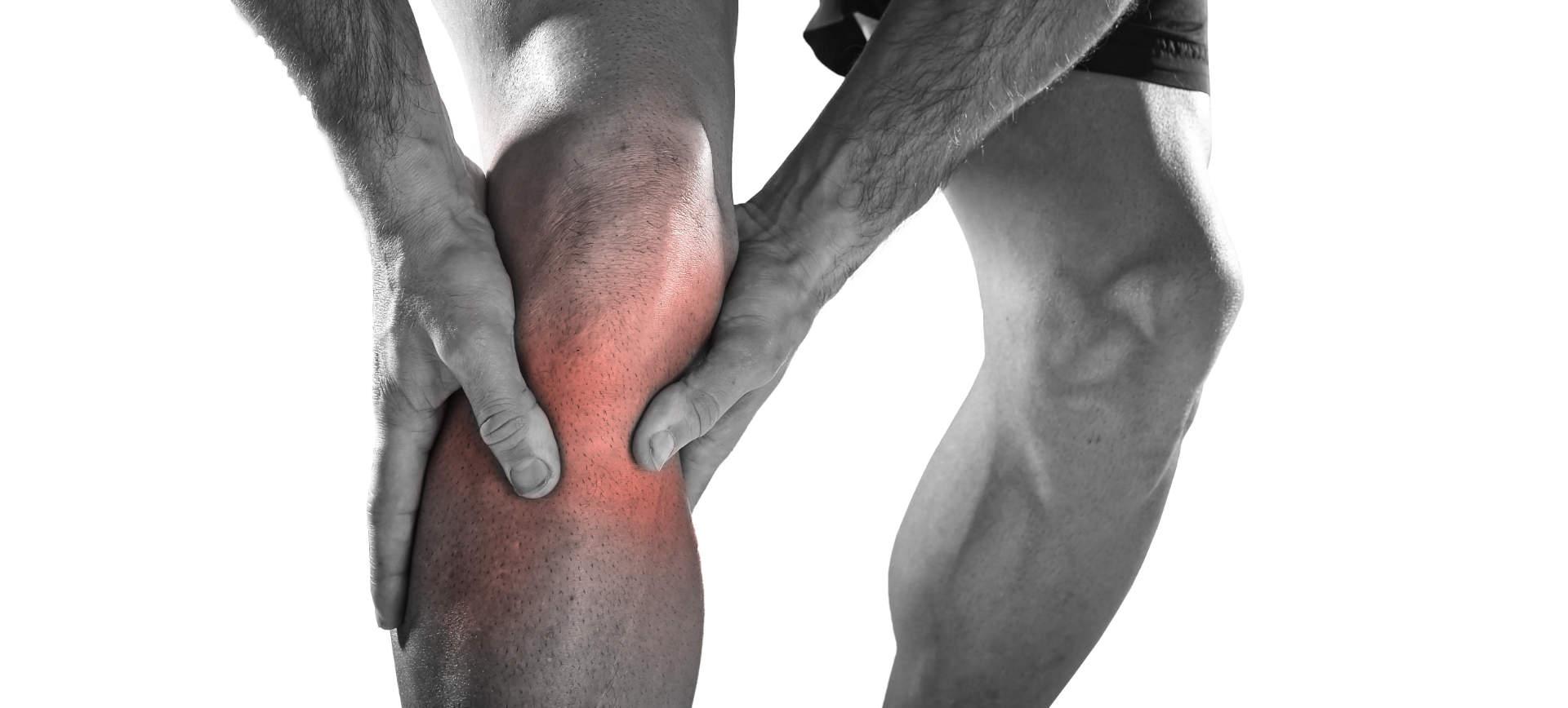 Тяжесть травмы колена